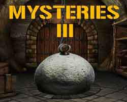 Mysteries Of Park- Iii game