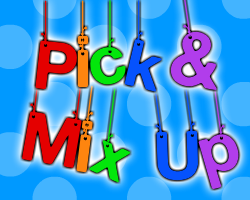 Pick & Mix Up game