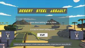 play Desert Steel Assault - Alpha 03