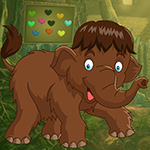 play Brown Elephant Rescue