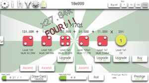 Idle Dice Expansion game