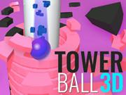 play Tower Ball 3D