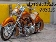 Motorcycles Puzzle game
