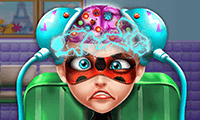 play Dotted Girl: Brain Doctor