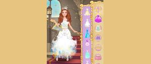 Princess Makeover game