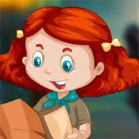 Rescue The Reading Girl Escape game