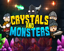 Crystals And Monsters game