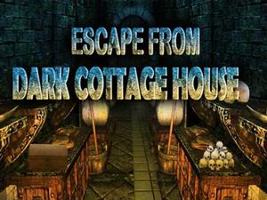 Escape From Dark Cottage House game