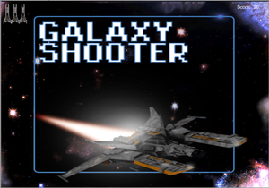 Galaxyshooter game
