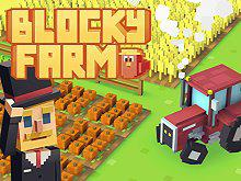 Blocky Farm game