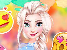 Princess Color Splash Festival game