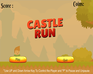Castle Run game