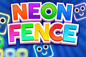 play Neon Fence