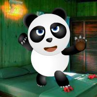 play Little Panda Resort Escape