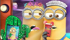 play Minions Selfie Contest