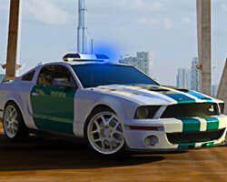 play Dubai Police Parking 2