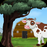 play Games4Escape-G4E-Farm-House-Escape