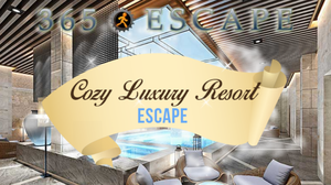 365 Cozy Luxury Resort Escape game