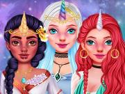 Unicorn Girls game