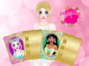 play Beautiful Princesses Find A Pair