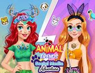 play Animal Trends Social Media Adventure