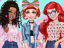 play Pastel Crush Girls