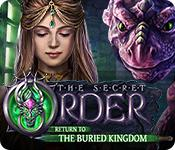 The Secret Order: Return To The Buried Kingdom game