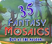 Fantasy Mosaics 35: Day At The Museum game