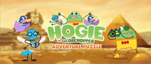 play Hogie The Globehoppper Adventure Puzzle