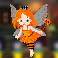 Rescue Wings Fairy Girl game