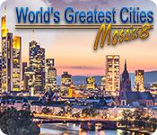 play World'S Greatest Cities Mosaics 8