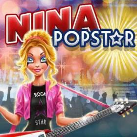 Nina - Pop Star - Free Game At Playpink.Com game