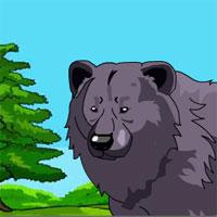 Bear Adventure Level Escape game