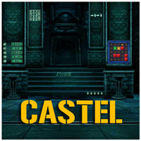 Dark Castle Escape game