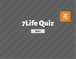 play 7Life Quiz Game