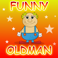 G2J Funny Oldman Rescue game