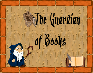 The Guardian Of Books game
