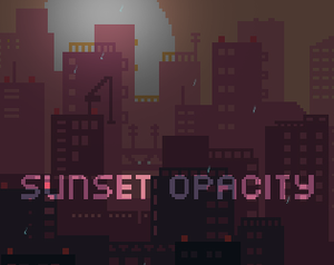 Sunset Opacity 0.1 (Testing) game