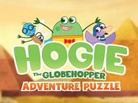 Hogie The Globehopper Adventure Puzzle game