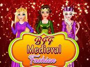 play Bff Medieval Fashion