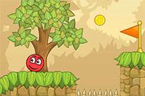 play Red Ball Bounce 5