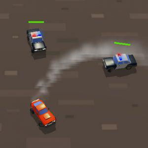Car Chase game
