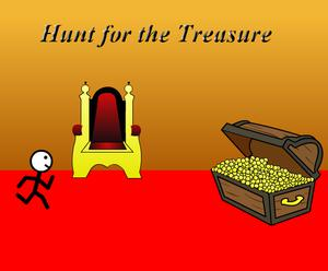 Hunt For The Treasure game