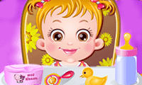 Baby Hazel Fun Time game