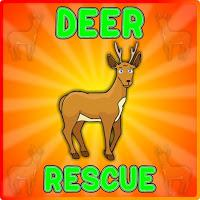 play G2J Deer Rescue From Cage