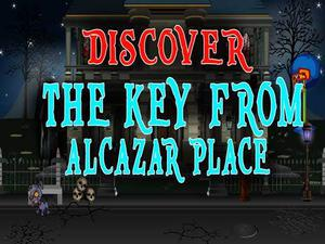Discover The Key From Alcazar Place game