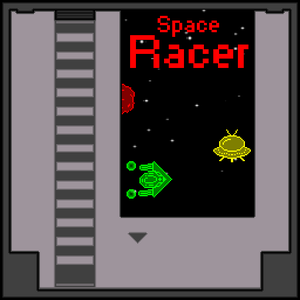 Space Racer game