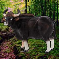Wowescape Save The Gaur game