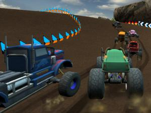 play Monster Offroad Trials