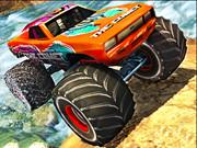 Monster Truck Dirt Rally game